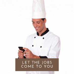 Get free job alert emails
