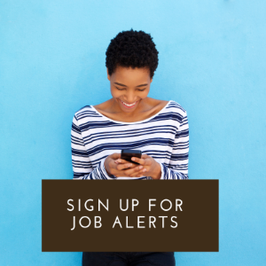Get free daily job alerts