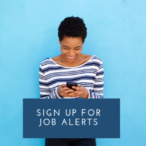 Sign up for jobs by email today