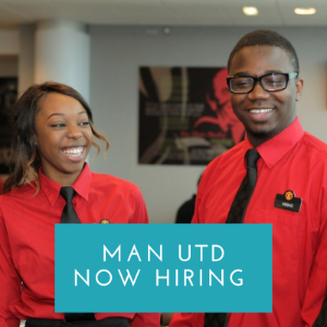 Join the Matchday Hospitality Team!