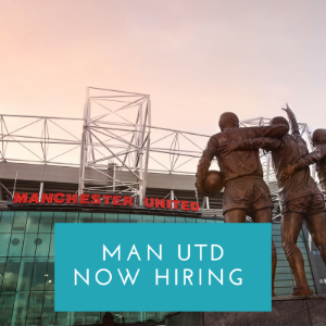 View Man United Jobs