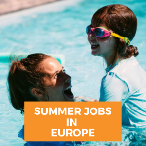 View summer jobs abroad