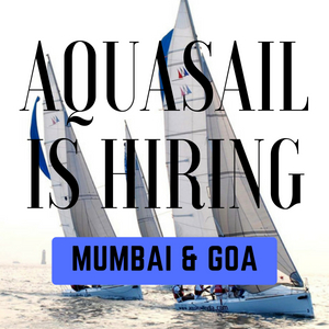 Teach sailing in India this winter!